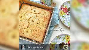Resep Banana Cake Kue Sejuta Umat Yang Bisa Dibuat Sendiri Dan