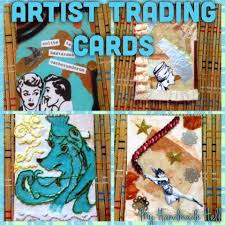 how to make your own trading cards my handmade hell how to make your own artist trading cards