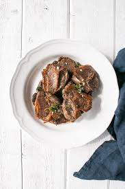 How To Bake Lamb Chops My Kitchen Love