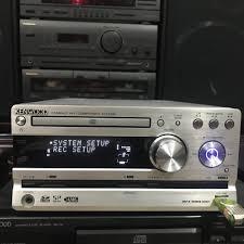 Bán cục dàn mini kenwood UDE77 nội địa Nhật bản | Loa Hi-Fi - Audiophiles