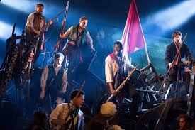 review of les miserables at the imperial theatre