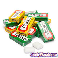 Chiclets Chewing Gum Snack Packs: 200-Piece Box | CandyWarehouse.com