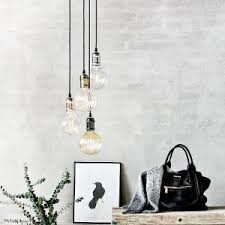 scandinavian lighting. Either Hang One On Its Own, Or Use Several To Create An Eye-catching Lighting Feature, As Shown Below. Scandinavian I