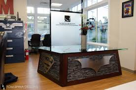 custom office desks. Custom Office Desks. Superhero Desk For Themed Reception Area Desks K A