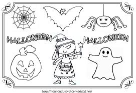 Coloriage Dessin Halloween Imprimer L L L L