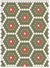 Samples of Hexagon Quilts | Quilt Patterns & Blocks | Angie's Bits ... & Hexagon quilt pattern Adamdwight.com
