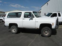 Sell Used Chevrolet Blazer Silverado Sport Utility Door
