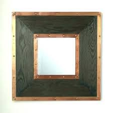 diy wood mirror frame. Beautiful Mirror Mirror With Wood Frame Diy Ideas  For Diy Wood Mirror Frame