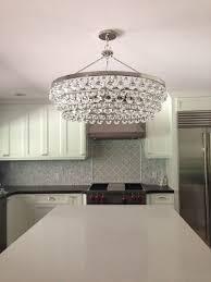 robert abbey bling chandelier look alike