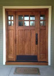 white craftsman front door. Craftsman Front Door With Sidelights I Like This For The Lower Entry Style . White