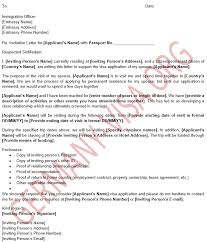 Formal Business Invitation Wording Letters Of Invitation For A German Visa Free Samples To