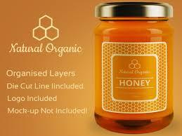 Label Design Templates Honey Label Design Templates By Devashish Rawat Dribbble Dribbble