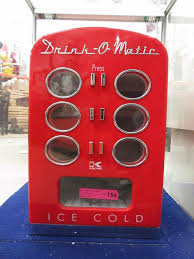 Drink O Matic Vending Machine Inspiration Small Electric DrinkOMatic Cooler