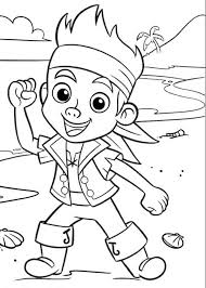 Small Picture Free Jake And The Neverland Pirates Coloring Pages To Print AZ