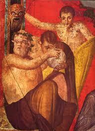 Image result for pompeii art fresco