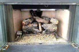 convert gas fireplace to wood uk converting log back burning regard conversion cost