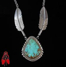 sterling silver 92 5 high grade turquoise pendant necklace vintage navajo jewelry