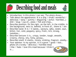 Descriptive Essay Food Descriptive Essay About Food Basic Points To Include In A