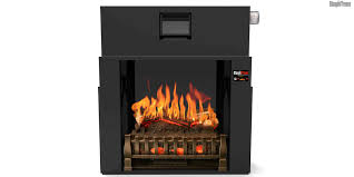 electric fireplace insert installation. Fireplace Insert W/ Realistic Flames, Sound \u0026 Touchscreen Controls. ;  Electric Installation