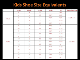 Carters Infant Shoe Size Chart Infant Shoe Chart Kids And Girls Shoes Sizes To Women Size