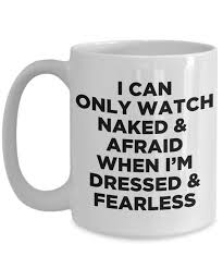 Funny Naked Fan Mug Great Gift Idea For Show Lover
