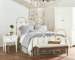 bedroom in french. French Inspired Bedroom With Rosette Iron Bed Sets . In