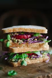 Summery White Bean Tuna Sandwich Golubka Kitchen