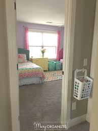 Shared Girls Bedroom Girls Room Tour 1 Welcomejpg