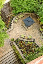 Idee F R Gartengestaltung Ohne Rasen Im Hinterhof Garten