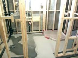 installing a basement bathroom. Plumbing For A Basement Bathroom Rough In Measurements Full Image Installing