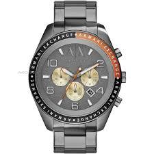 men s armani exchange zacharo chronograph watch ax1256 watch mens armani exchange zacharo chronograph watch ax1256