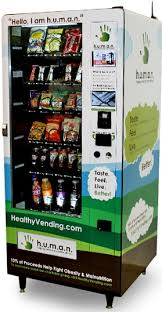 Human Vending Machines Cool AthleteApproved Healthy Vending Machines Launch Just In Time For