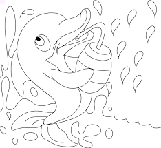 Dolphin Tale Coloring Pages At Getdrawingscom Free For Personal