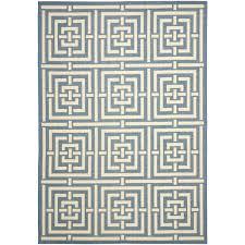 3 x 5 indoor outdoor rug poolside blue bone indoor outdoor rug 4 x 3 x