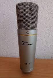 t.Bone USB Mikrofon SC 440 aus dem eBay.de Preisvergleich bei E-Pard