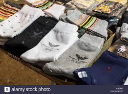 Designer Sale - Giorgio On Socks A 92510911 Fake Armani Alamy Photo Goods Stock Counterfeit
