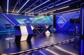 Radio Norba Creates New Flagship TV Studio Around GLP KNV Dot and  Impression FR1