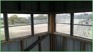 plexiglass windows deer blind windows a searching for windows in box blind plexiglass windows