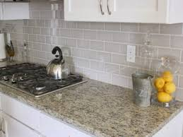 white subway tile dark cabinets teal glass kitchen backsplash with porcelain grey bathroom large size decorative
