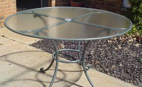 round glass top patio table the new way home pictures on stunning regarding elegant household round glass patio table plan