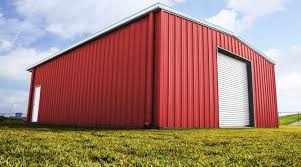 Mueller Metal Buildings Color Chart Steel Building Kit Prefab Metal Buildings Metal Depots