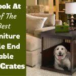 designer dog crate furniture ruffhaus luxury wooden. Best Designer Furniture Style End Table Dog Crates Crate Written Beside Labrador Inside Such Ethan Allen Ruffhaus Luxury Wooden S