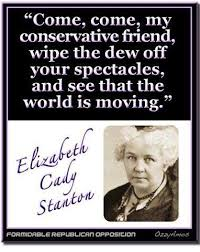 Elizabeth Cady Stanton Quotes Stunning Elizabeth Cady Stanton Quotes