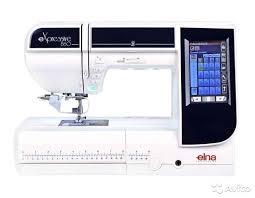 <b>Швейно</b>-<b>вышивальная машинка Elna</b> Expressive <b>860</b> купить в ...