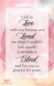 Love Is Blind Quotes Simple 48 Of The Best Love Is Blind Quotes For Lovers Relationships