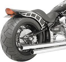 spooky custom yamaha roadstar fenders