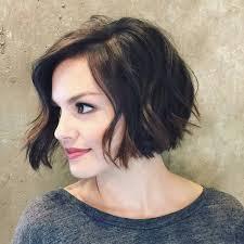 Coiffure Femme Carre Brune Coupes De Cheveux Et Coiffures