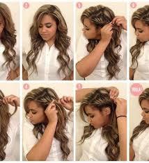 étonnant 28 Coiffure Facile Cheveux Court A Faire Soi Meme