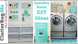 Diy Laundry Room Ideas 3 Easy Diy Laundry Room Ideas On A Budget Youtube