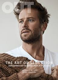Armie hammer's career in the cinema. The Art Of Seduction Armie Hammer The Hottest Movie Of The Season